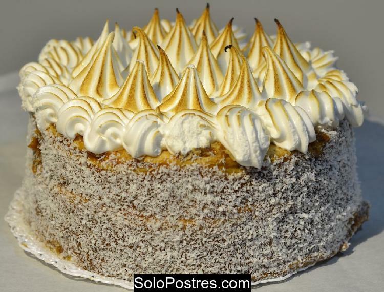 Torta Rogel 3