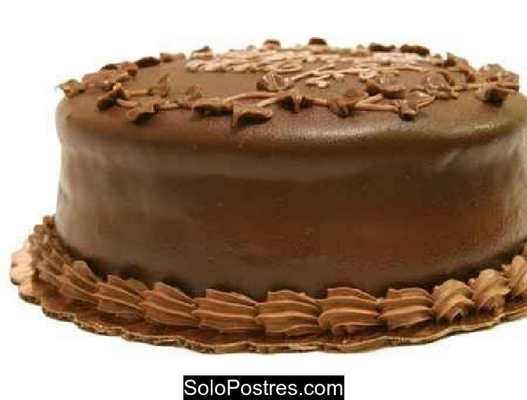 Torta Sacher (chocolate)