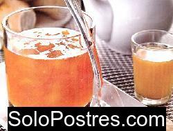 Licor de mandarina