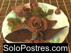 Pasta de chocolate, su elaboraci�n paso a paso