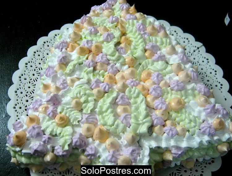 Receta de torta para cel�acos
