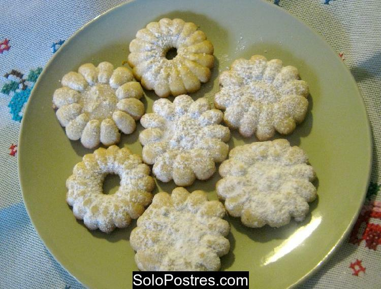 Galletitas de mantequilla