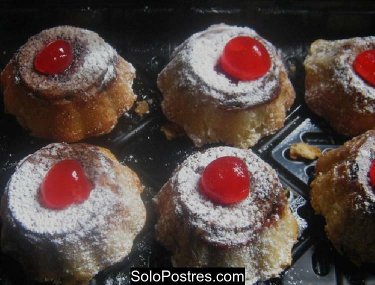 Cupcakes de dulce de leche (cajeta, manjar) aptos para celíacos