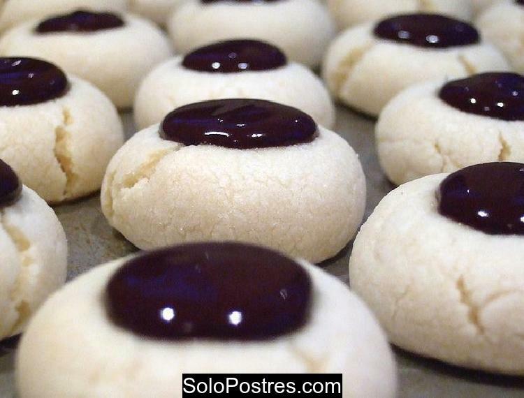 Pepitas con crema de chocolate apta para celíacos