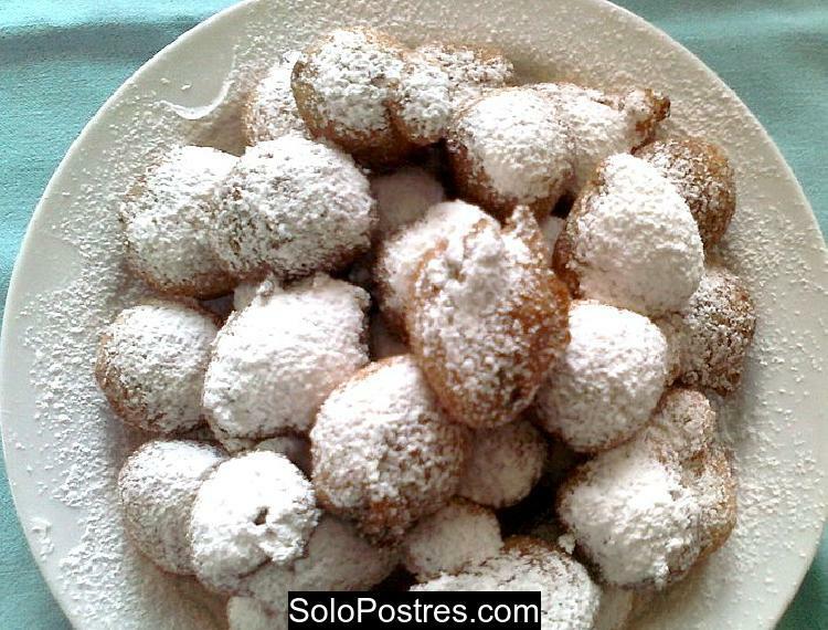 Castagnole, un dulce típico de Italia en carnaval