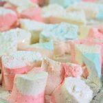 receta de marshmallow