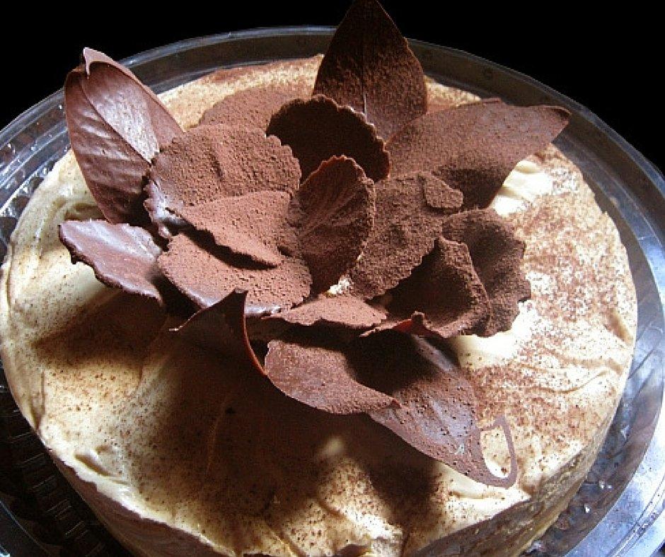 Como hacer hojas de chocolate paso a paso