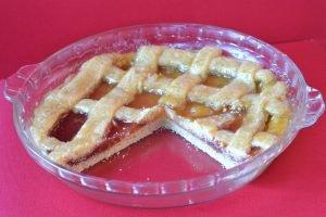 Pasta Frola en Microondas paso a paso