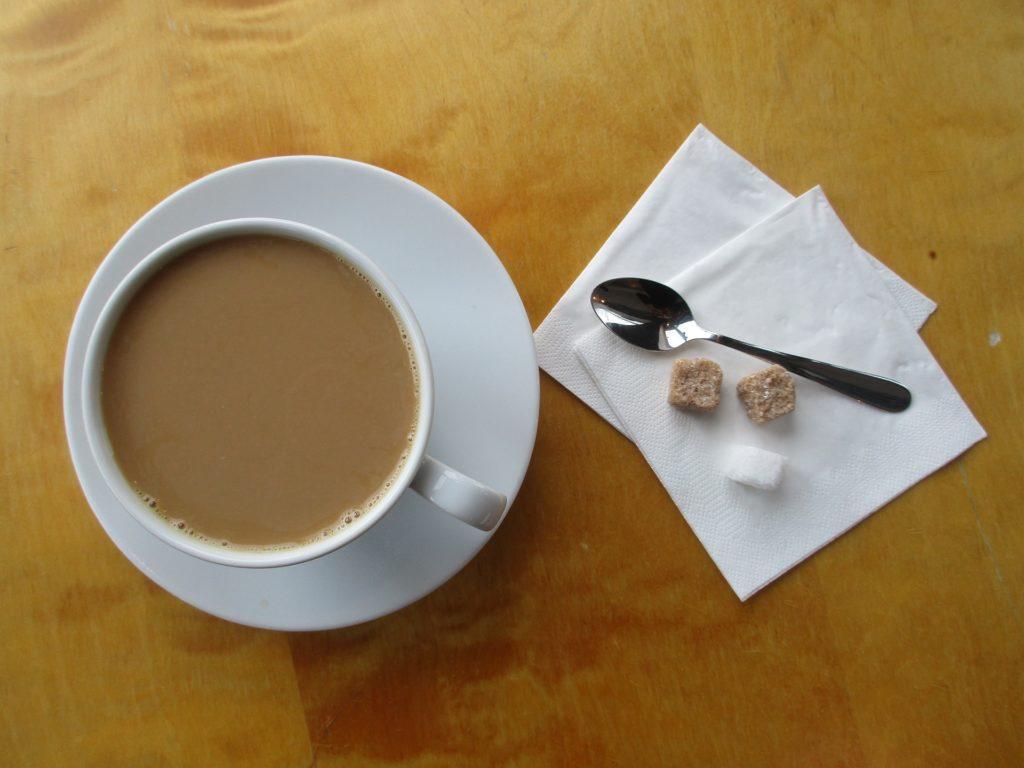 como hacer cafe con leche