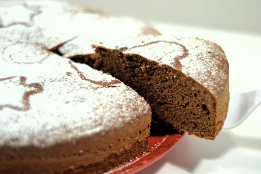 torta muy rica de chocolate