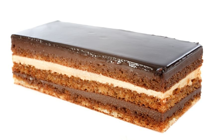 Historia de la torta Ópera que fue creada por Gastón Lenôtre
