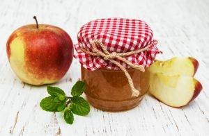 Paso a paso como se hace la jalea de manzana