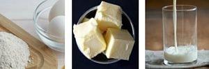 ingredientes de los panqueques