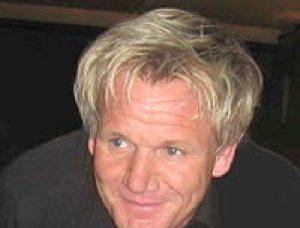 El Chef Gordon Ramsay