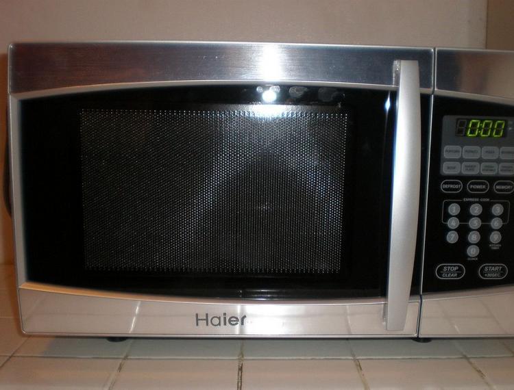 se cocina en microondas