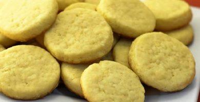 galletitas de mantequilla