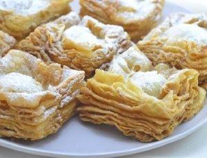 pastelitos dulces criollos