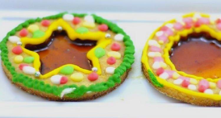 galletas vitreaux
