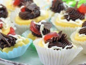 Miniaturas dulces delicia irresistible para el paladar exigente