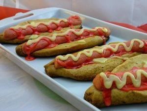 hot dogs dulces