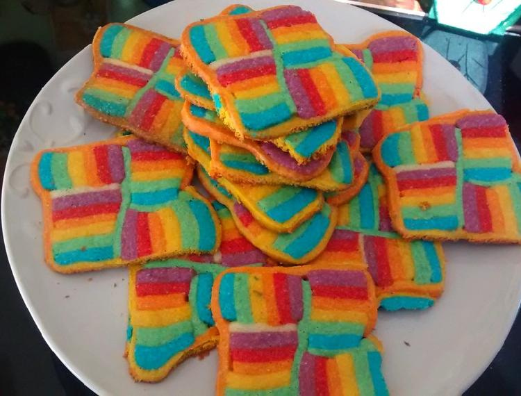 galletitas colores