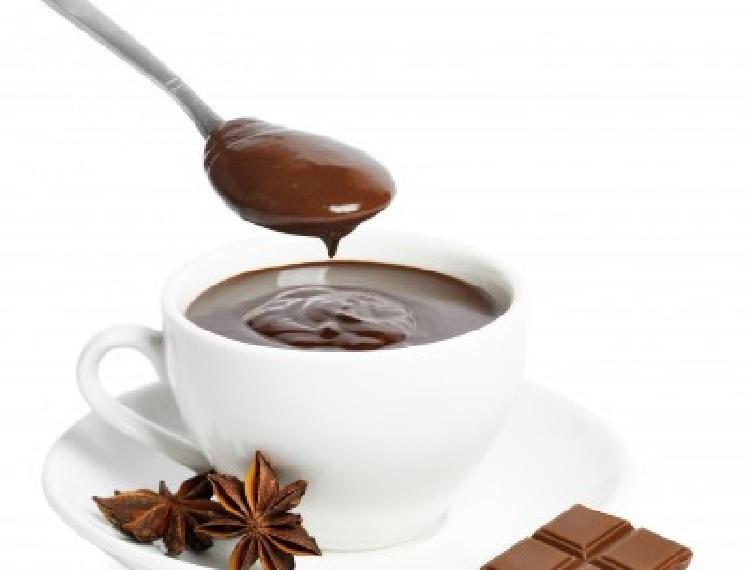 crema de chocolate sin huevo