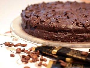 Torta de cumpleaños para días cálidos
