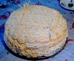 Torta de cumpleaños para una adolescente