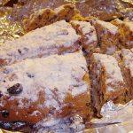 receta de stolen pan dulce