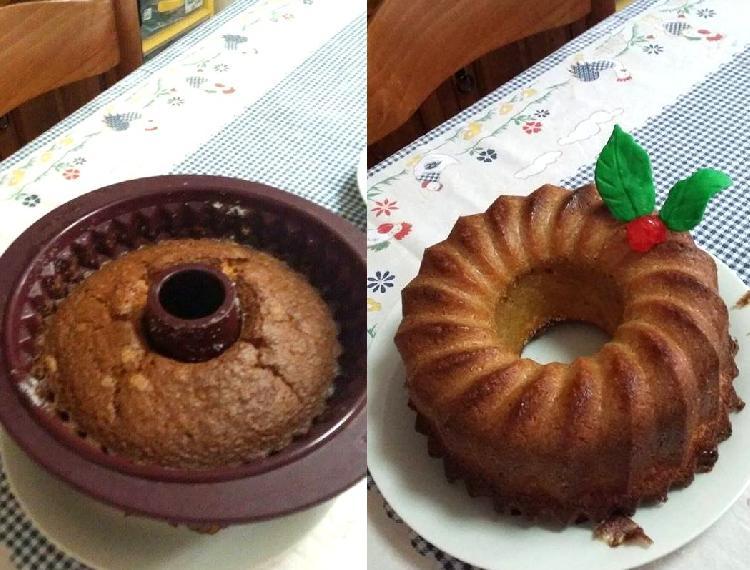Torta auyama ( calabaza o zapallo )