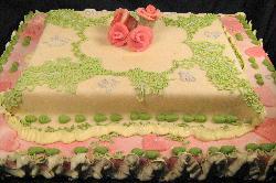 Torta de cumpleaños para quinceañeras