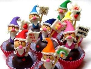 popcakes navidad