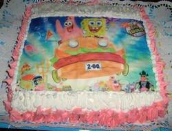 Torta de cumpleaños de Bob Esponja y consejos prácticos