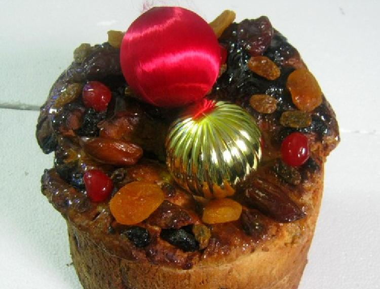 pan dulce navideño
