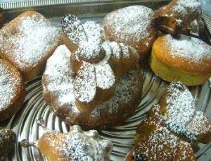 cupcakes de mandarinas