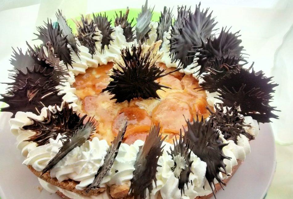 tarta de ciruelas