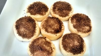 tortitas negras