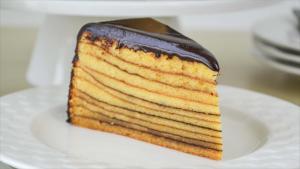 Baumkuchen o Torta del Arbol