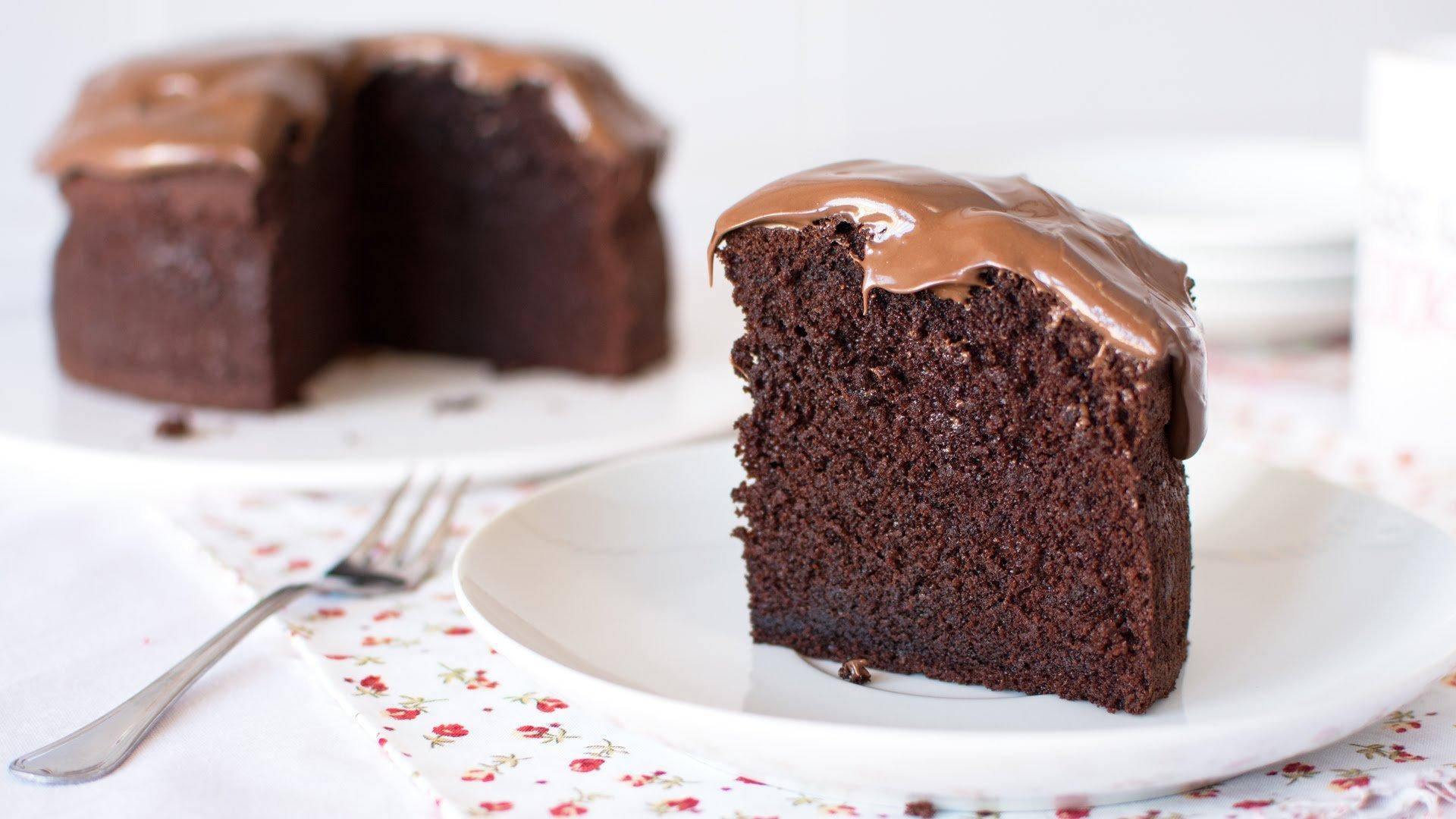Image Result For Receta Tarta De Chocolate Bizcocho