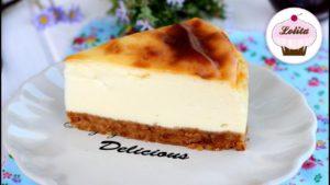 New York Cheesecake casero