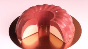 Gelatina Flotante de Chocolate