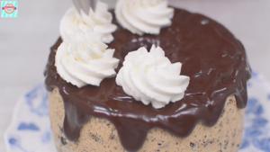 OREO ANGEL FOOD CAKE